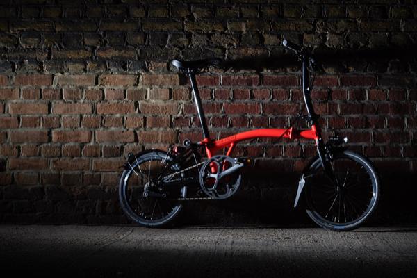 Brompton Bicycle, Black Edition, Back in Black, Dark Mode On, MY20
