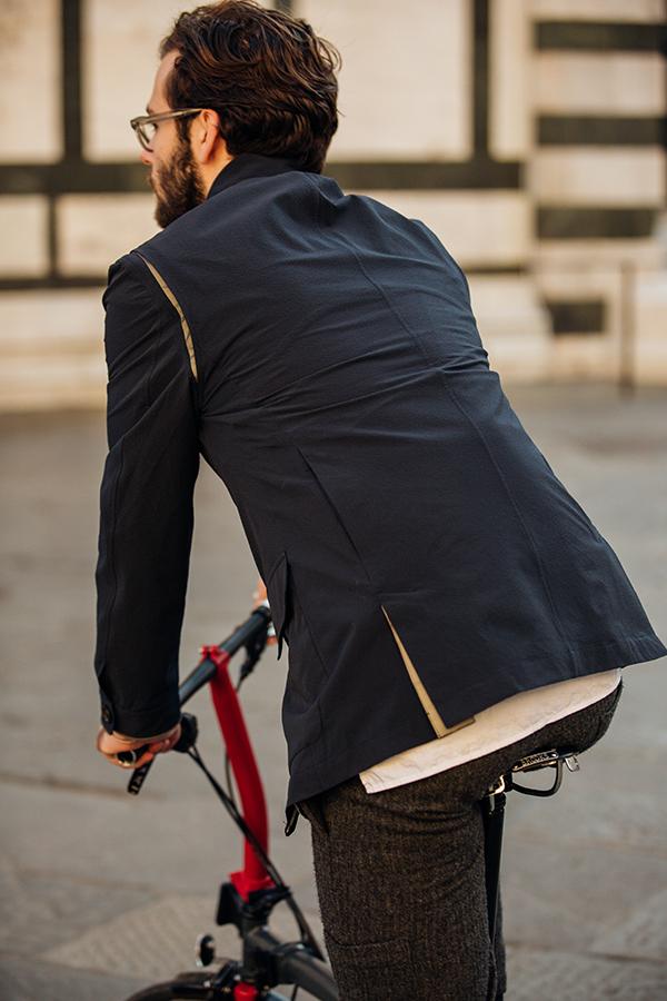 Brompton Blazer by Oliver Spencer