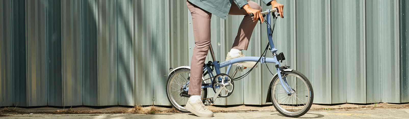 Brompton Bicycle Model Year 21, MY21